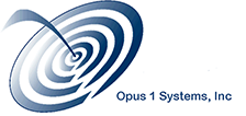 Opus 1 Systems, Inc. Logo